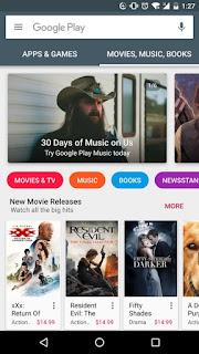 Google Play Store screenshot 2