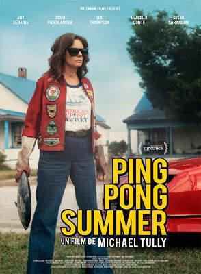 Verano de Ping Pong (2014) DVDRip Latino