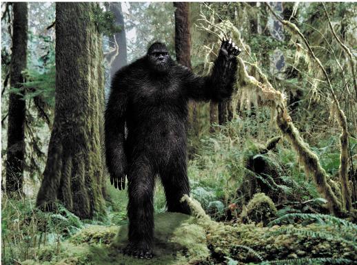 Mengungkap Misteri Keberadaan BigFoot, Monster Berkaki Besar