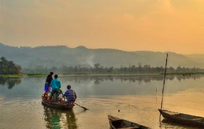 Chandubi-Lake