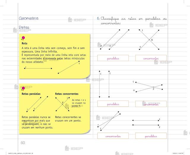 Caderno Do Futuro 4 Ano Matematica Para Imprimir