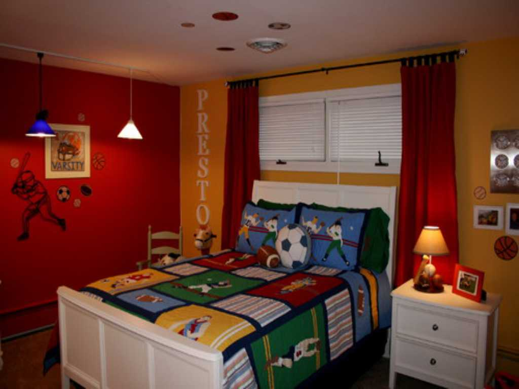 Boys Sports Bedroom Ideas modren boys sports bedroom ideas 20 boy on pinterest kids