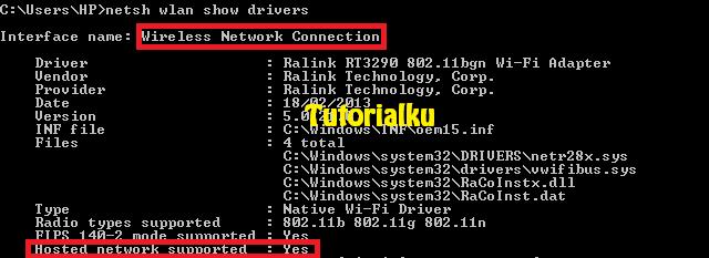 Cara Membuat Koneksi Wifi di Komputer dengan CMD