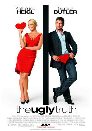 The Ugly Truth 2009 Dual Audio Hindi English BRRip 720p