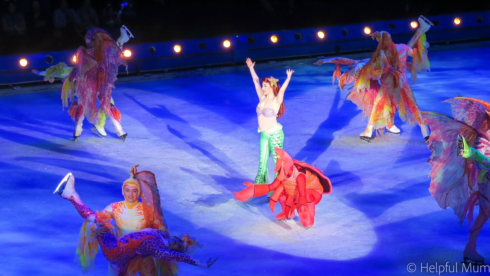 The Little Mermaid Disney on Ice