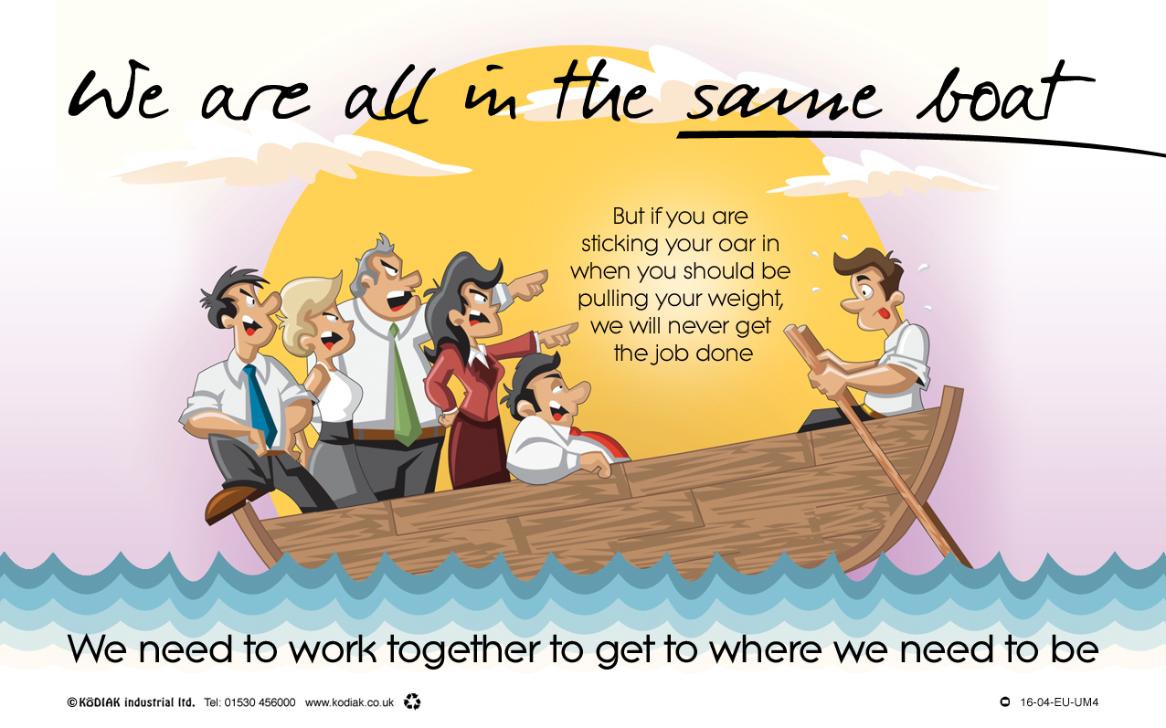 Workplace Matters Poster Of The Month April