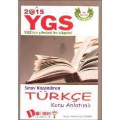 Dahi Adam YGS Türkçe Konu Anlatımlı (2015)