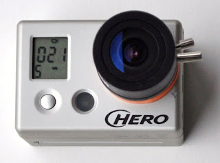 GoPro Zoom and Focus Lens