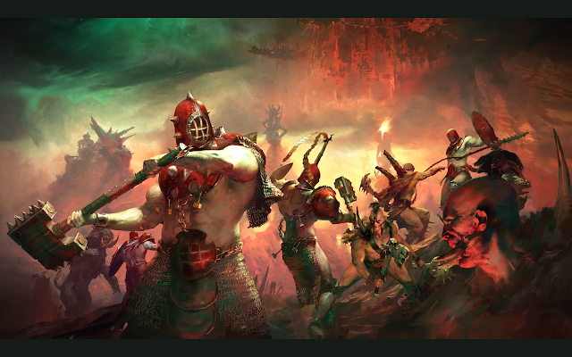 Warcry Warhammer