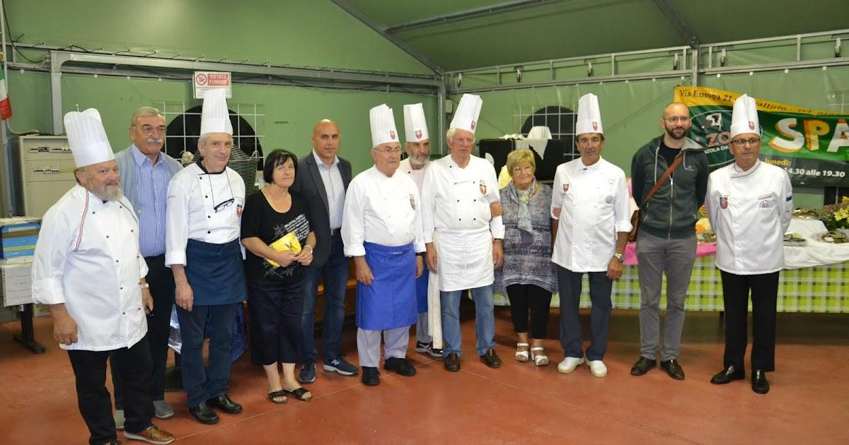 Palzola: solidarietà e cooperazione con l'Associazione Cuochi