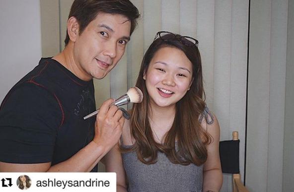 Richard Yap proud of daughter Ashley