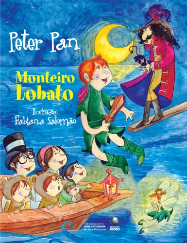 Peter Pan Monteiro Lobato