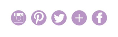 social media icons, social media icons for bloggers, social media buttons