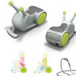 Buster Vacuum Cleaner for Kids