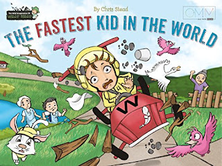 The Fastest Kid in the World by Chris Stead