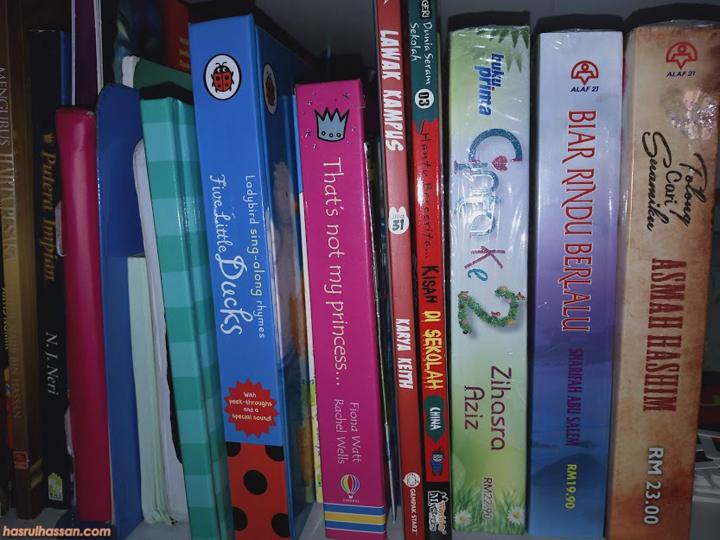 Koleksi novel beli murah online