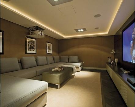 How To Decor Home Entertainment Or Media Room?  Inspiring Interior Design Ideas