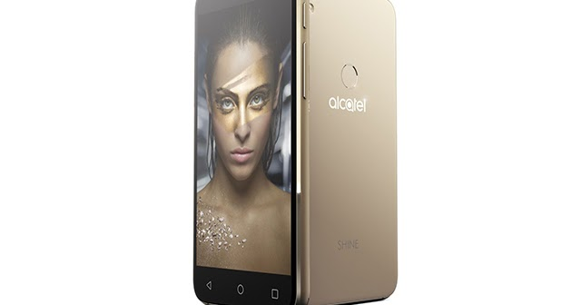 High End Looking Alcatel Shine Lite Now In PH For Php9999