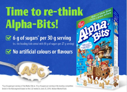 Alpha Bits Cereal Coupon