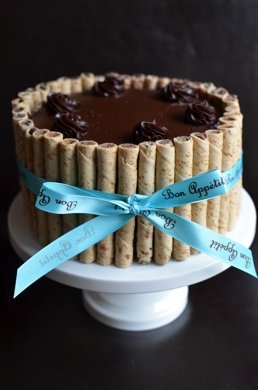 Cake Decorating Ribbon Tip