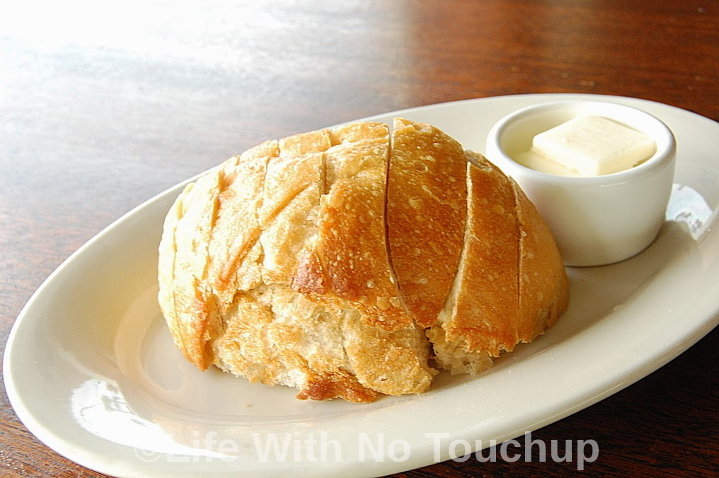 Sour Dough Bread with Real Butter