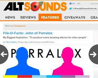 Altsounds File-O-Facts: John of Parralox