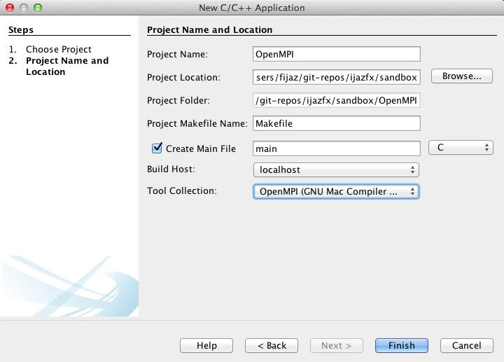 NetBeans IDE Configuration for OpenMPI | Programmer's Journal