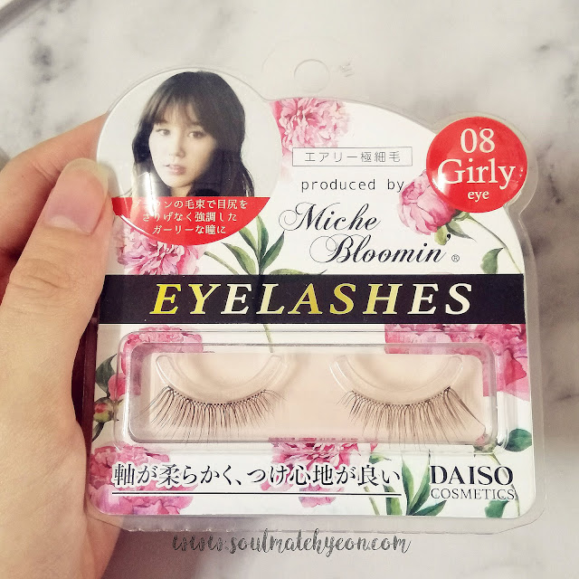 Monthly Project; My First Ever Japan Beauty Haul 2019; DAISO