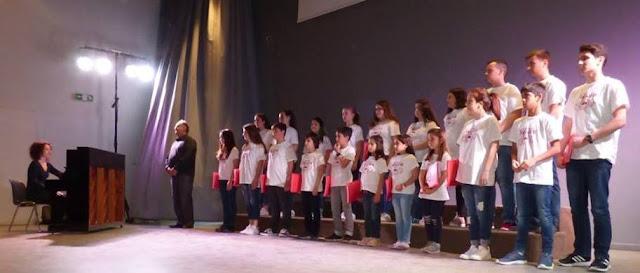Ξεκίνησε τις πρόβες η Παιδική-Νεανική χορωδία του Προοδευτικού Συλλόγου Λυγουριού «Ο ΚΑΒΒΑΔΙΑΣ»
