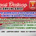 Selamat Datang Peserta Rakor Kasat Pol-PP se-Provinsi Lampung di Lampung Barat