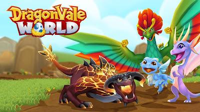 لعبة DragonVale World v1.13.1 مهكرة كاملة للاندرويد (اخر اصدار)