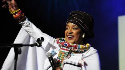 Winnie Madikizela Mandela muere de 81 años