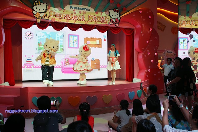 Puteri harbour Family Theme Park | Sanrio Hello Kitty Town