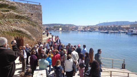 Ξενάγηση στο Ναυτικό Μουσείο Κρήτης θα πραγματοποιηθεί την Κυριακή