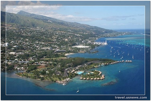 Papeete  - Top 7 Best Places to Travel in Tahiti at Least Once in Your Life Time