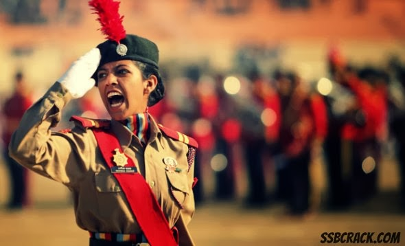 Join Indian Army through NCC Special Entry Scheme