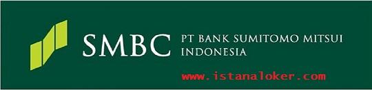 Lowongan Kerja PT Bank Sumitomo Mitsui Indonesia