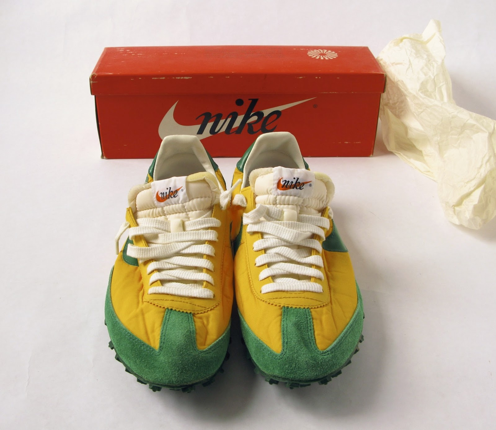 premium selection 3865d 9a00f 1973-1979 NIKE OREGON WAFFLE MADE IN JAPAN