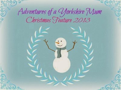 Yorkshire Blog, Mummy Blogging, Parent Blog, Christmas Feature,
