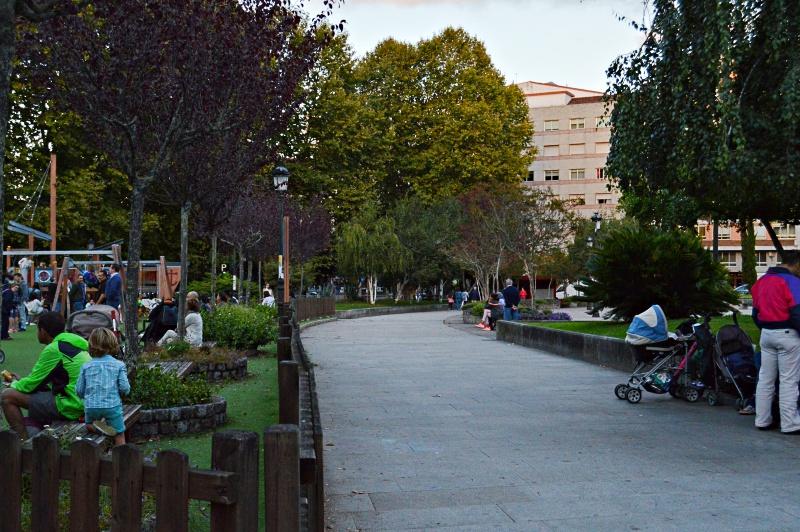 Plan de ocio al aire libre Pontevedra para niños