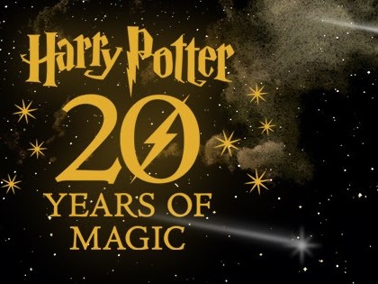HARRY POTTER - 20 YEARS OF MAGIC