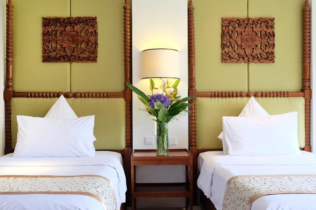 The Grand Hill Hotel yang indah di kawasan Puncak Bogor