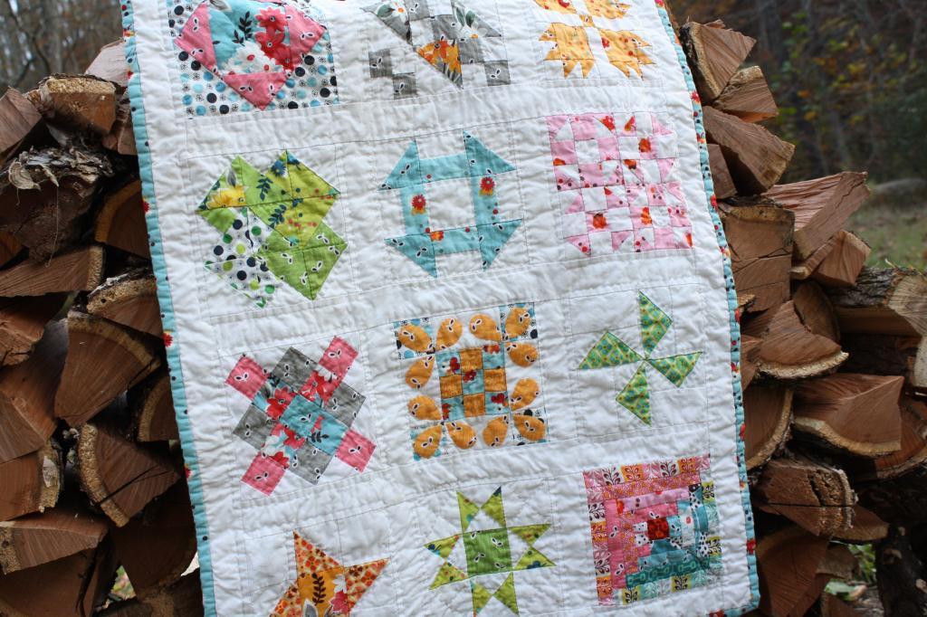 Clover & Violet — Why Not Sew? Quilts – Hand Pieced Quilt Blocks : hand sewn quilt patterns - Adamdwight.com