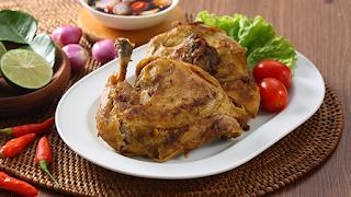 Resep dan Bahan Cara Membuat ayam tulang lunak