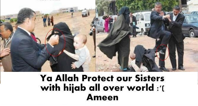 Who Will Protect The Women Who Wear Hijab In West Hijab Styles