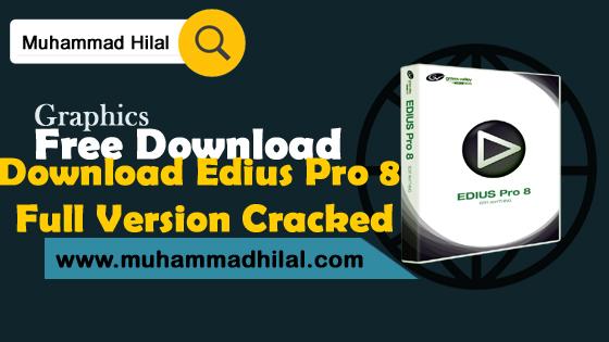 Download Edius pro full version