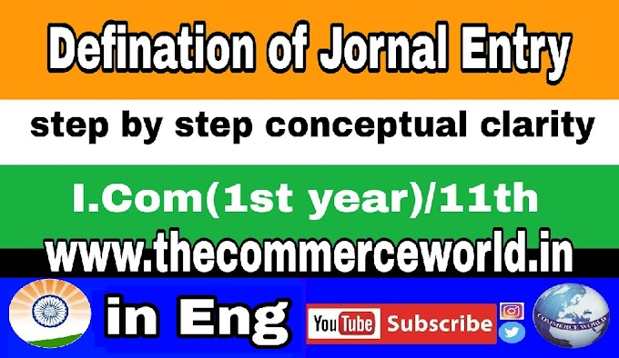 BOOKS OF ORIGINAL ENTRY-DEFINITION OF JOURNAL