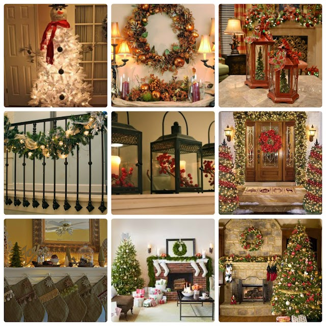 9 Christmas decoration ideas