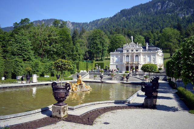 castello di linderhof