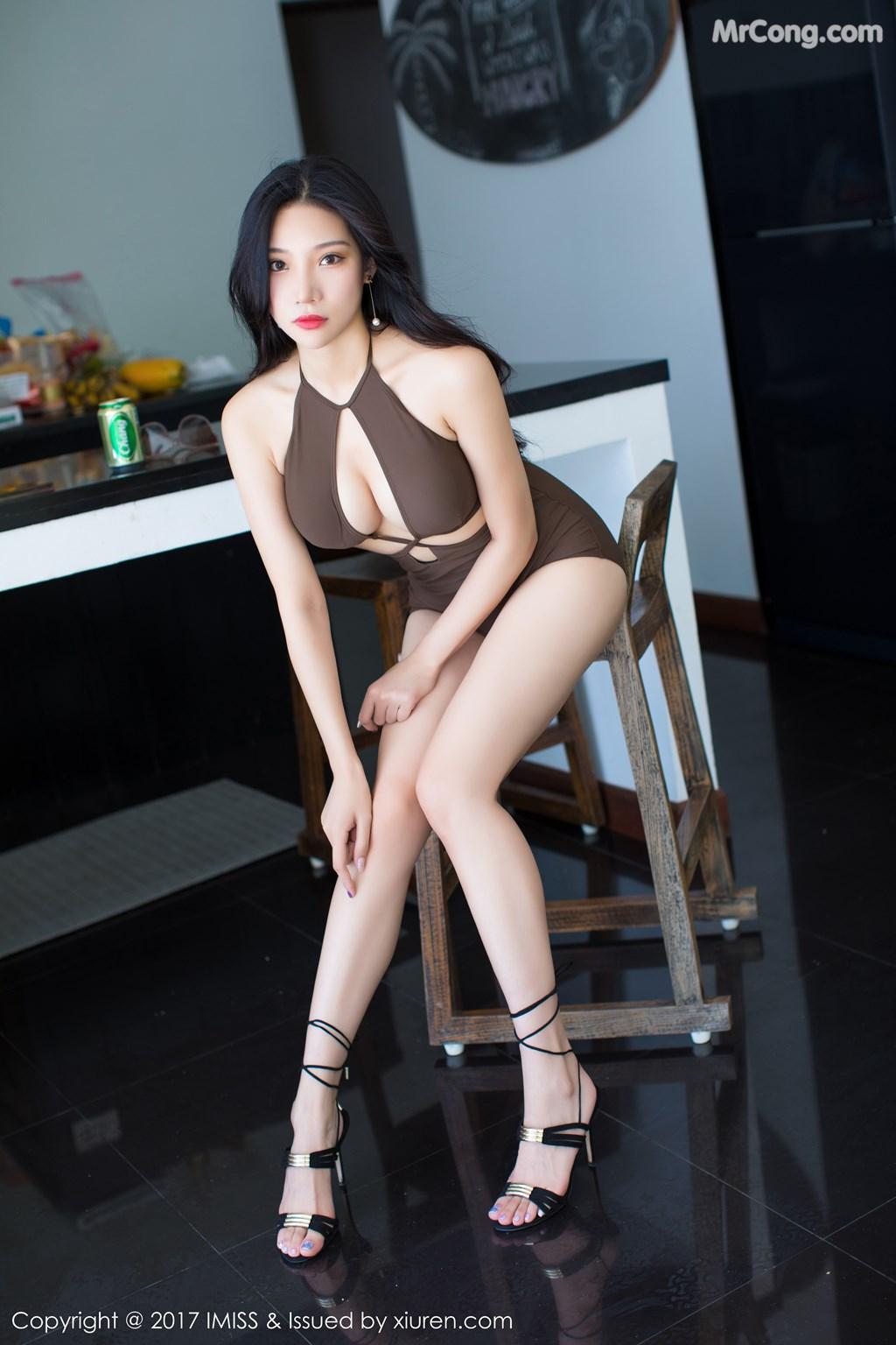 Image IMISS-Vol.202-Xiao-Hu-Li-Sica-MrCong.com-008 in post IMISS Vol.202: Người mẫu Xiao Hu Li (小狐狸Sica) (67 ảnh)